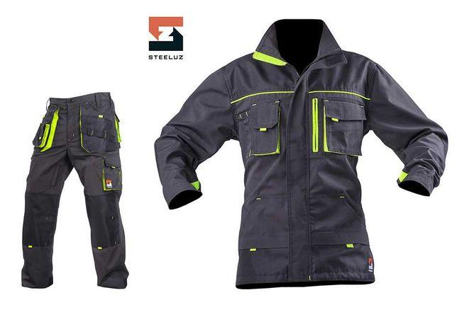 Спецодяг SteelUZ модель 2019 (рабочая, защитная одежда, спецодежда)