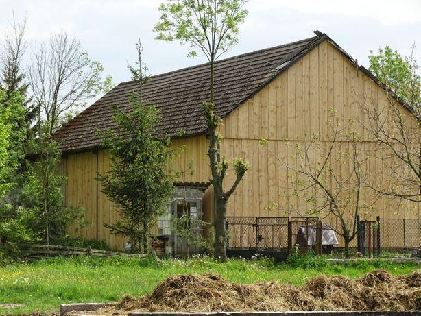 Rozbiórki starych szop, stodół, wiat, skup starego drewna