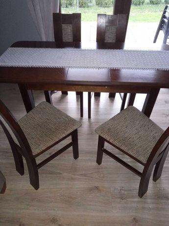 Sprzedam stół + 4 krzesła