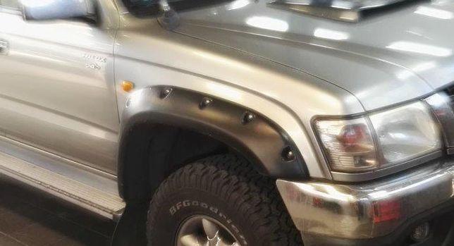 Poszerzenia Nadkoli do Toyota Hilux VI - 107 N140, N150, N160, N170