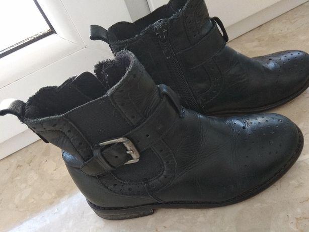 Buty z skóry naturalnej!