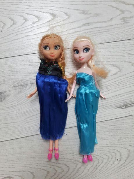 Lalki Elsa i Anna - Kraina Lodu