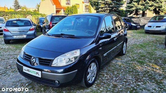 Renault Scenic 2.0t Benzyna  Hands Free  Opłacony  Okazja