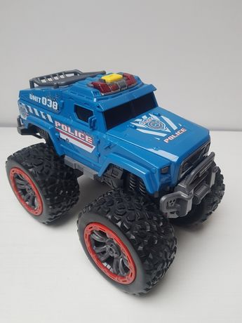 DICKIE Monster Truck Police