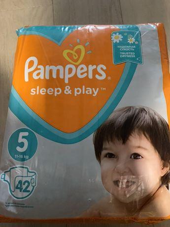 Pampers Sleep&Play 5р.