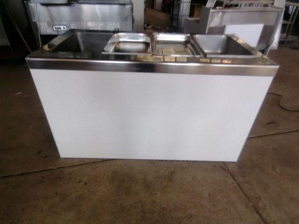 Saladete / balcão refrigerado  com garantia