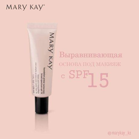 Выравнивающая основа SPF 15 Mary Kay