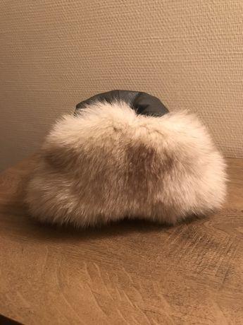 Czapka zimowa futro