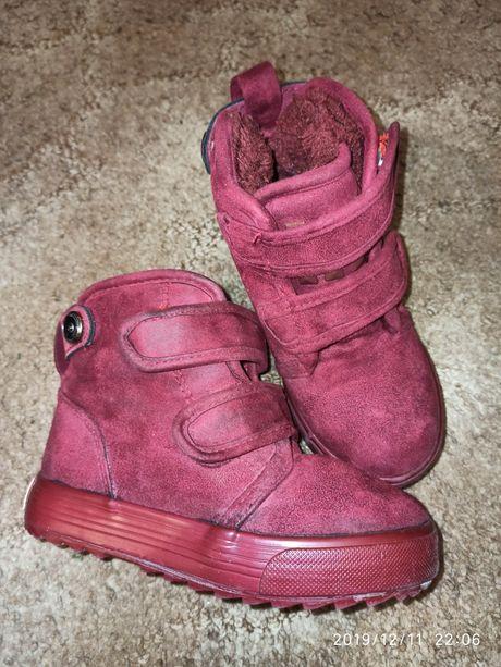 Кросівки дитячі зимові