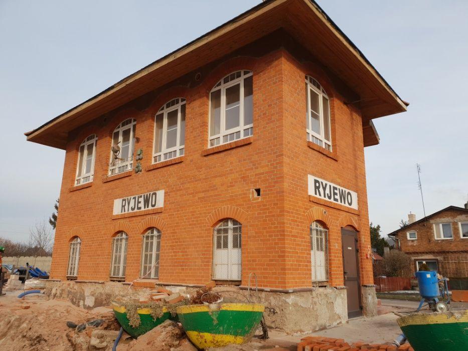 Piaskowanie Sodowanie Renowacja Cegły Drewna Betonu metalu Wrocław - image 1