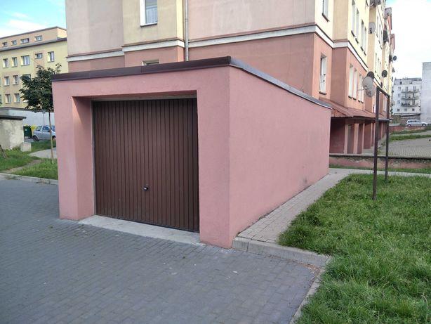 Garaż, wolnostojący Ełk, Mickiewicza, Orzeszkowej