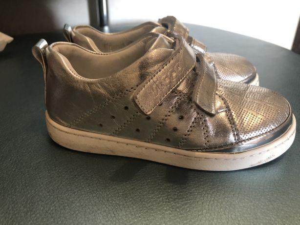 Кеды, ботинки кожаные 25 размер