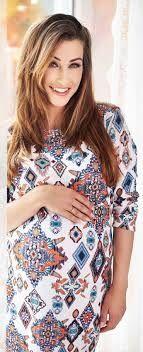 Sukienka ciążowa Happymum Azteca Dress rozmiar L
