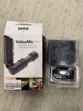 Микрофон Rode VideoMic Me