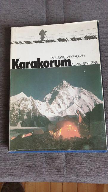 Karakorum Poskie wyprawy,album, Zb.Kowalewski,tanio,okazja!