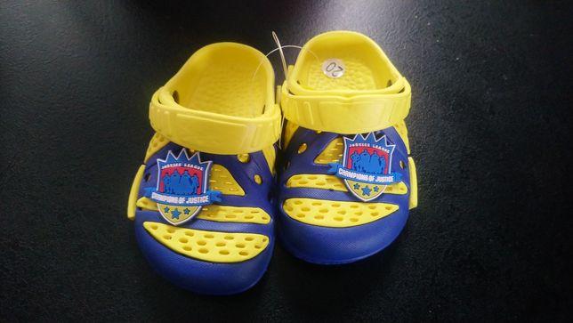 Crocsy,kroksy crocks lato sandalki do wody laczki 20 nowe tanio