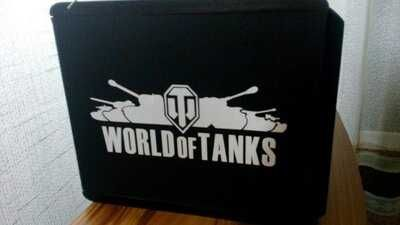 Наклейки world of tanks на ноутбук