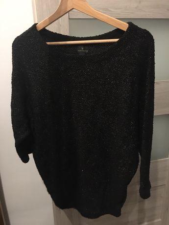 Czarny sweter L 40