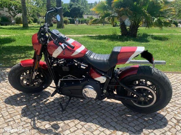 Harley-Davidson Softail FXFBS Fatbob 114