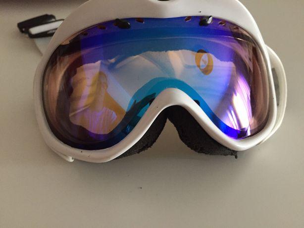 2 Óculos de neve esquiar, marca Smith