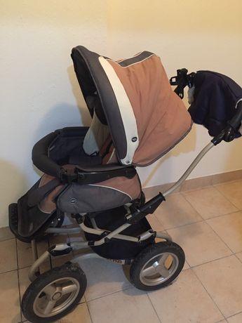 Продам детскую коляску Bebecar Stylo TS 2в 1.Португалия.