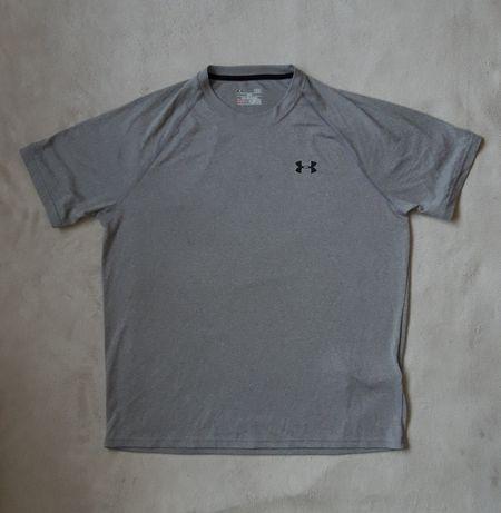 Under Armour Loose nowa koszulka męska treningowa r. L