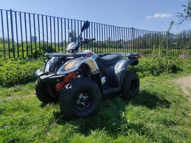 Quad Kayo ATV AU200 homologacja T3B