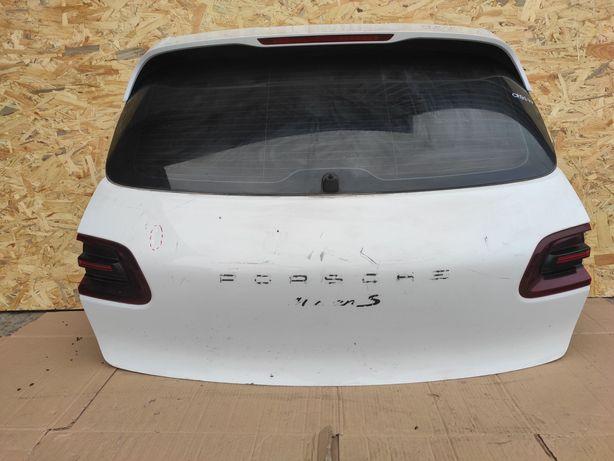 Porsche Macan 2014- крышка багажника комплектная демонтаж в наличии