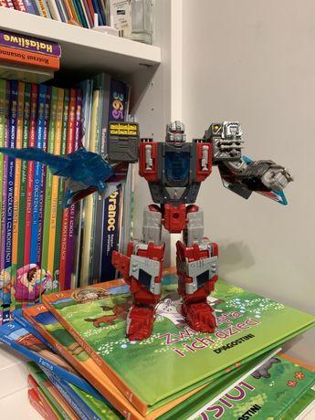 Optimus prime 3w1