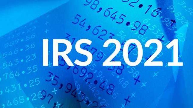 IRS 2020 Preenchimento e certificado de entrega
