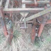 Картоплекопалка (радянського виробництва). Однорядна, до Т-40 і дальше