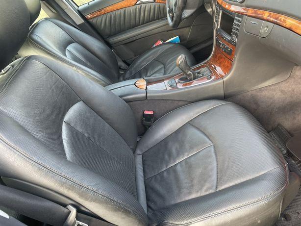 Mercedes w211 s211 fotele europa skora igla