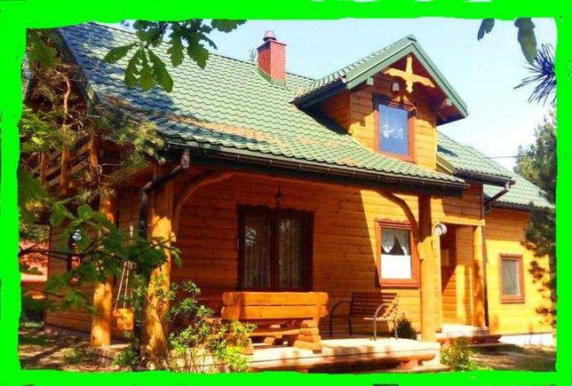 Dom w Puszczy Augustowskiej !!! - Wolny termin od 14.08