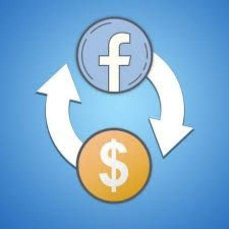 Аккаунты Фейсбуке