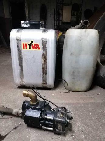 Hydraulika siłowa do wywrotu DAF XF 106 original