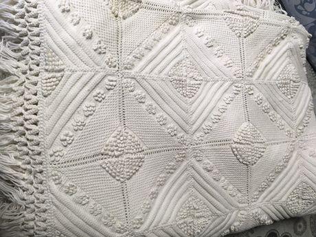 Colcha algodão 4 fios
