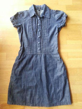 Sukienka jeans Lindex