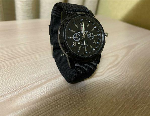 Мужские класические часы часи чоловічий годиник наружные армейские