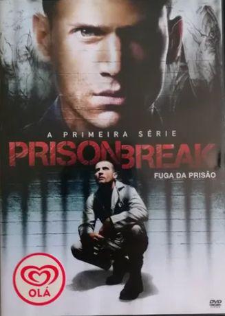 Prison Break - primeira série completa