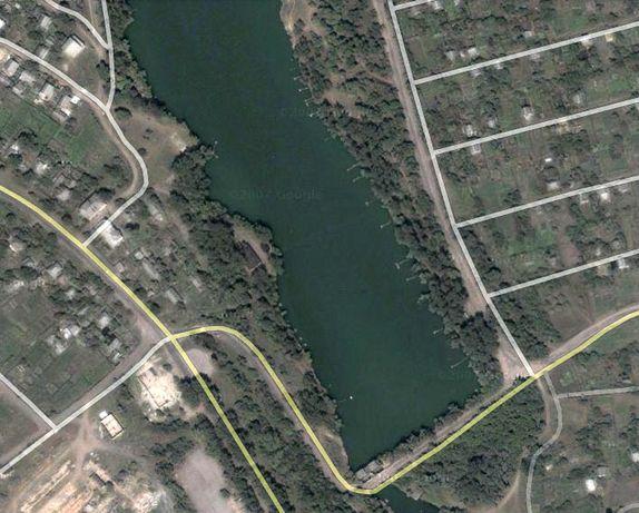Земельный участок с начатым строительством 10 с. в начале Войновки