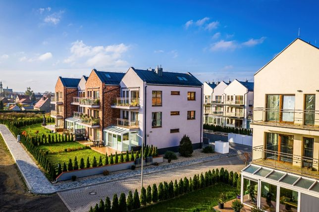 Mieszkanie z tarasem i ogródkiem 1I