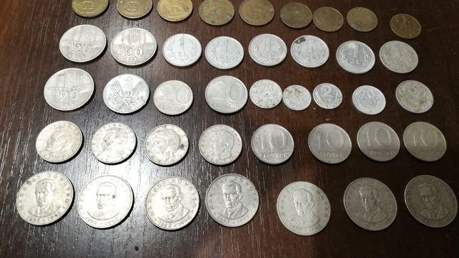 Monety PRL 41 sztuk