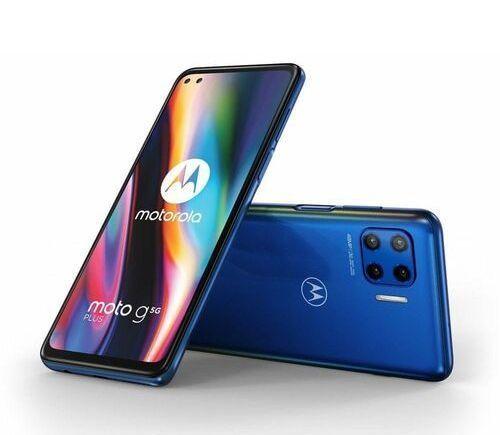 Nowa Motorola Moto G 5G PLUS 6/128GB Surfing Blue - GWARANCJA!