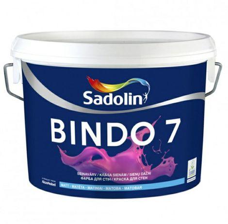 Фарба латексна (краска латексная) Sadolin Bindo 7