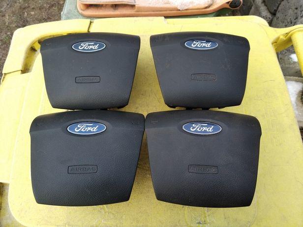 Poduszka kierowcy KIEROWNICY FORD MONDEO MK4 07-09