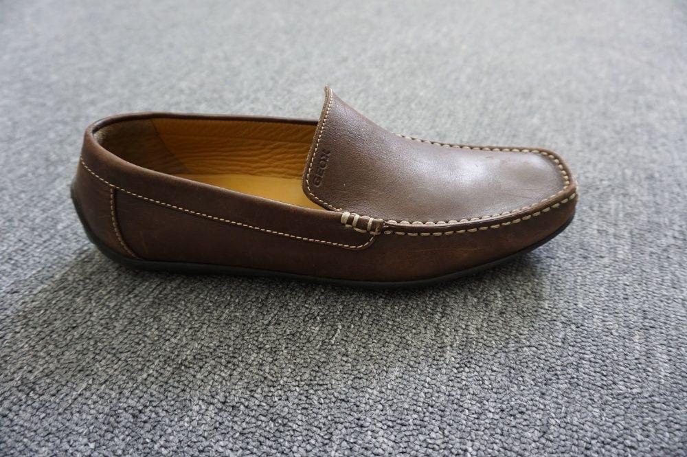 Geox mokasyny skóra buty męskie roz 42 Zamość - image 1
