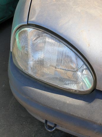 Lampa Opel Corsa