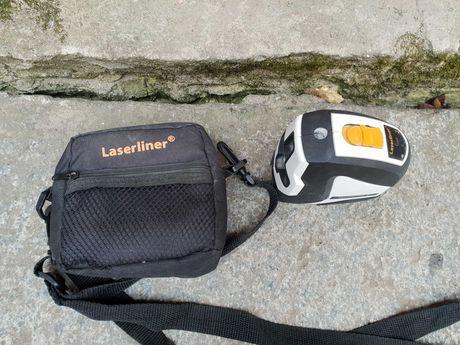 Poziomica laserowa Laserliner SuperCross-Laser 2P
