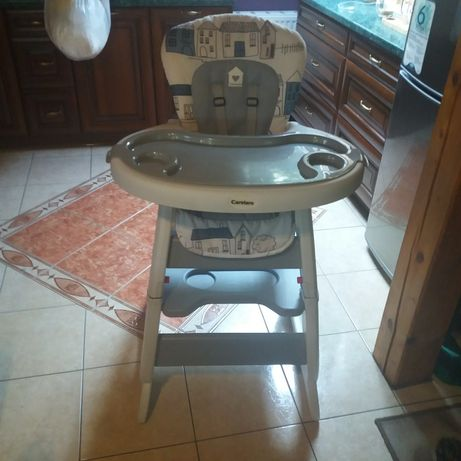 Krzesełko do karmienia Caretero
