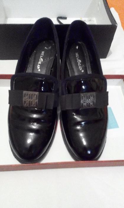 Туфли кожаные. Размер 41 Сумы - изображение 1